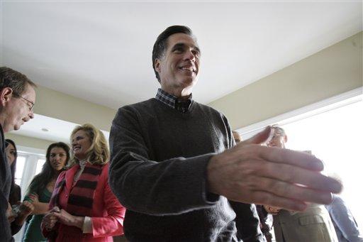 Romney Wins Wyoming Caucuses Photo
