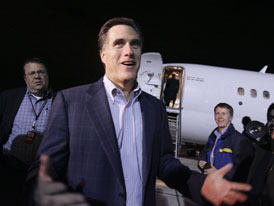 Mitt Romney Quits South Carolina