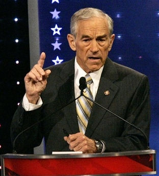 Ron Paul Excluded from Fox Debate Photo