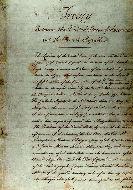 Treaties and Executive Agreements