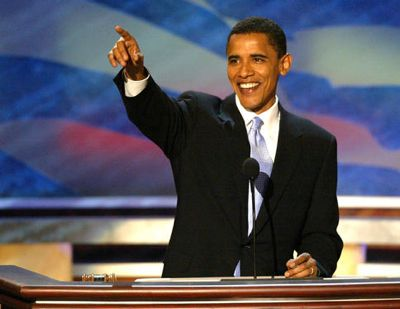 Barack Obama's Cult of Personality