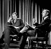Bill Buckley and Gore Vidal