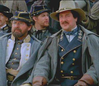 George Allen for President Confederate Uniform Photo