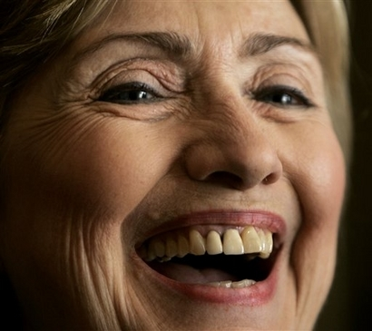 Hillary Clinton Interested in Acquiring Delegates, Period