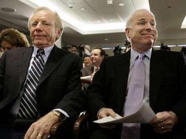 Lieberman Stripped of Super Delegate Status