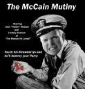 McCain Derangement Syndrome - McCain Mutiny Movie Poster