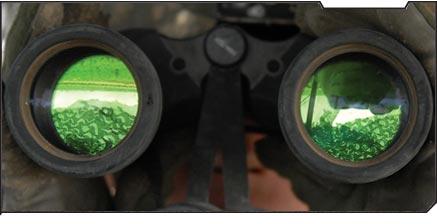 FP Military Study - Binoculars
