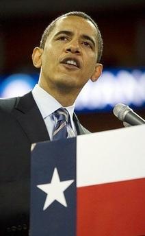 Obama Wins Global Primary