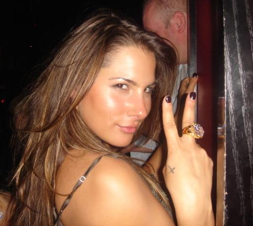 Ashley Alexandra Dupré Eliot Spitzer's Hooker Photo This undated image obtained from a MySpace webpage shows a woman identified as Ashley Alexandra Dupre. The New York Times reported Wednesday March 12, 2008 that the name of the woman identified as 'Kristen' in court papers alleging that Gov. Eliot Spitzer paid more than $4,000 for prostitutes' services is Dupre. The Times also reported that the woman, born as Ashley Youmans, legally changed her name to Ashley Rae Maika DiPietro and is now known as Ashley Alexandra Dupre. (AP Photo)