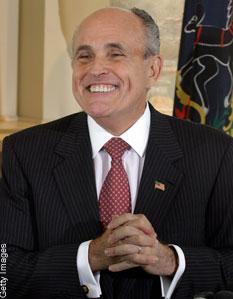 Giuliani Eyes New York Governor Bid