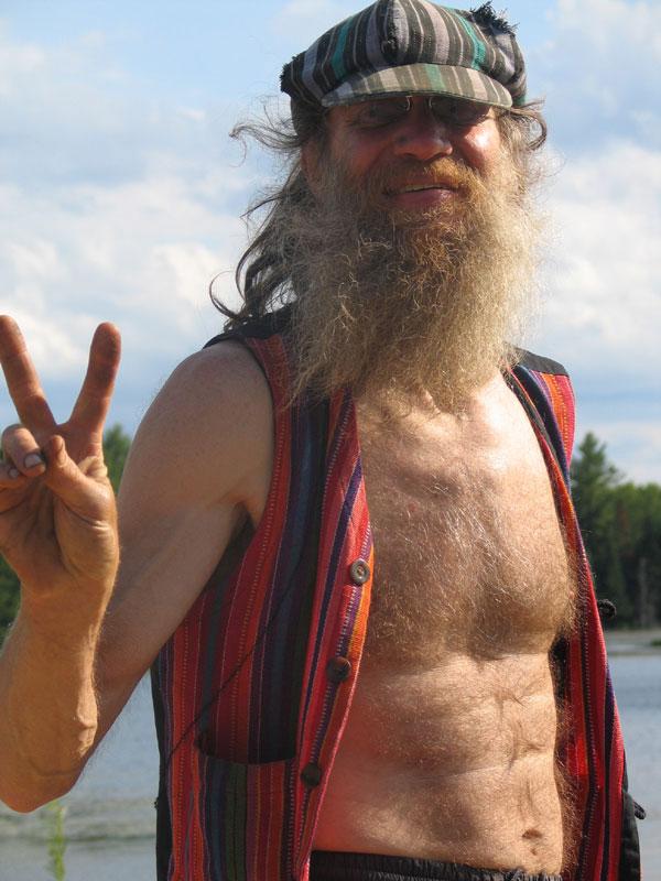 Hippy College Professor