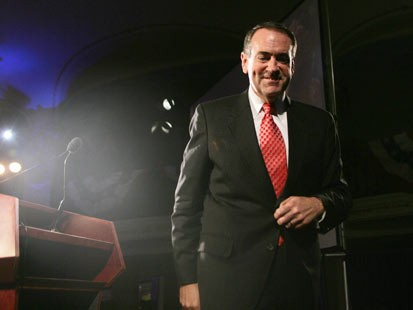 Mike Huckabee (Finally) Withdraws Former Arkansas governor racked up an impressive string of wins in the Republican nomination fight but conceded the race to Sen. John McCain, R-Ariz., on Tuesday. (Tim Sloan, AFP/Getty Images)
