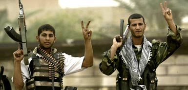 Iraqi Troops 'Switch' Sides, Fight with Madhi Army