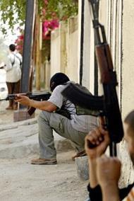 Madhi Army Basra Photo
