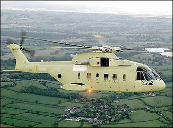 Marine One VH-47 Photo