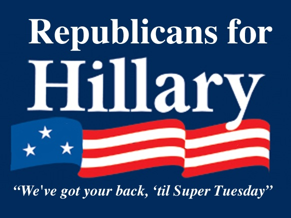 Republicans for Hillary Clinton