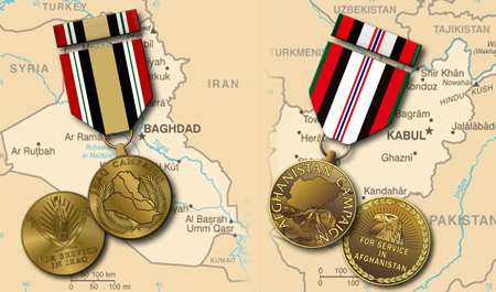 afghanistan-iraq-campaign-medals