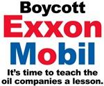 Boycott Exxon/Mobile