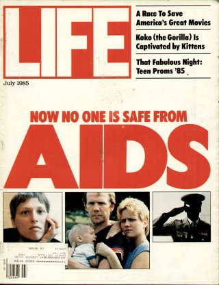 1985 AIDS Victim Still Alive
