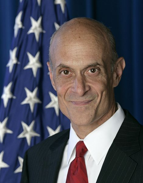 Michael Chertoff Interview Photo