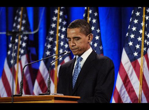 Obama Fails to Assuage White Voters (Who Weren't Paying Attention and Didn't Need Assuaging)