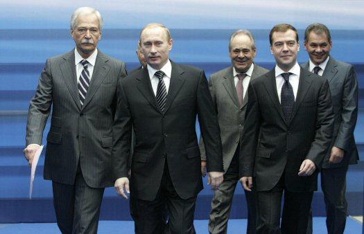 Chairman Putin