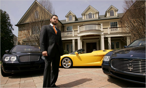 Rich People Spend Money Despite Recession