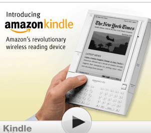 Kindle:  Like A Book But More Expensive
