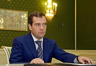 Dmitri Medvedev, Music Lover