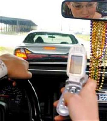 Driving While Texting