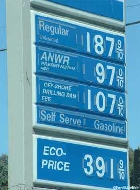 Eco Price for Gasoline