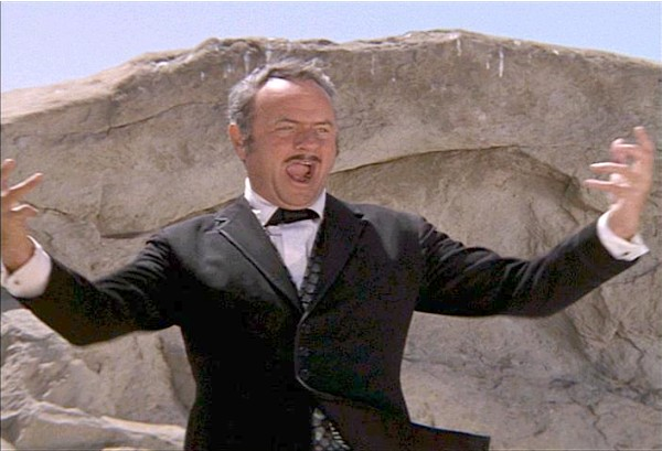 Harvey Korman Blazing Saddles Photo