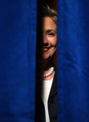 Hillary Clinton for Supreme Court?