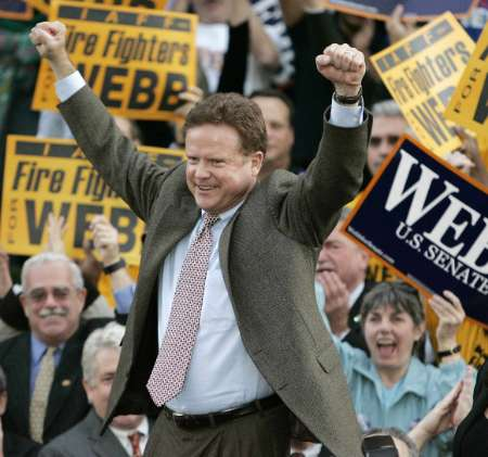 Jim Webb:  Modest, Too!