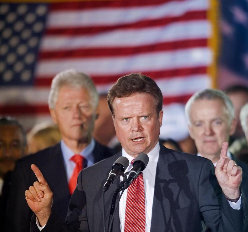 Jim Webb as VP: The Definitive Word