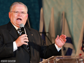 McCain Rejects and Denounces Hagee