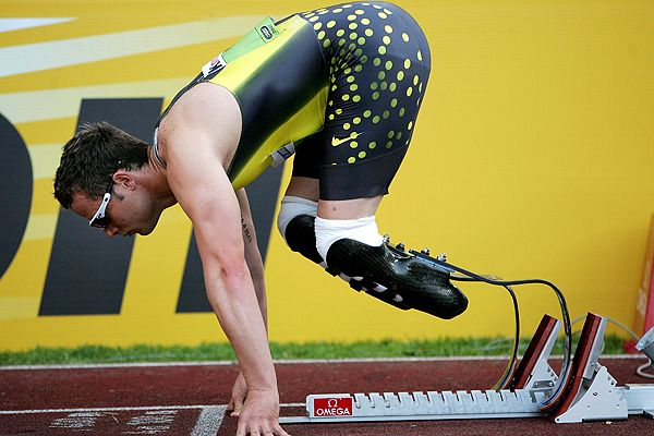 Oscar Pistorius Photo Stu Forster/Getty Images In its ruling, the CAS said the IAAF failed to prove that Oscar Pistorius