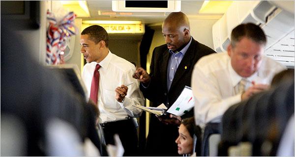 Reggie Love Barack Obama's Body Man