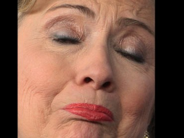 Unflattering Hillary Clinton Photo