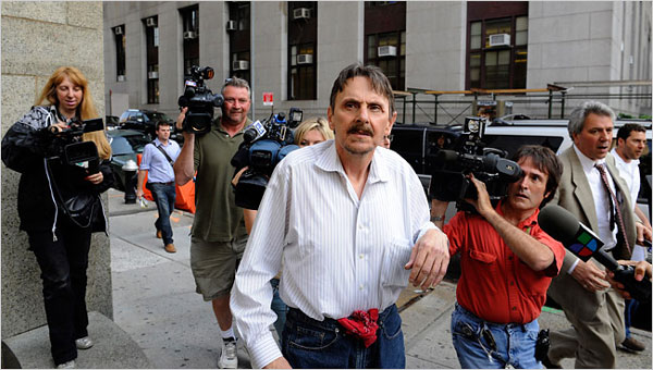 Crane Inspector Arrested Photo Robert Stolarik for The New York Times James Delayo, acting chief inspector for the Cranes and Derricks Unit, leaving court in Manhattan on Friday.