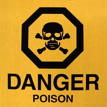 Danger Poison