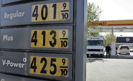 5 Reasons to Love $4 Gas