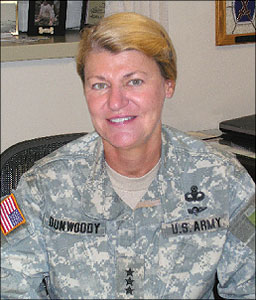 General Ann Dunwoody Photo