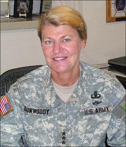 General Ann Dunwoody Photo