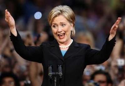 Hillary Finally Quits