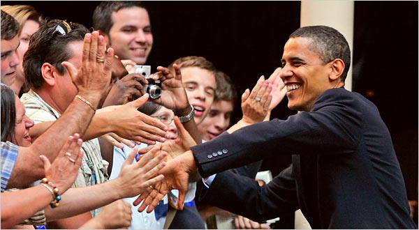 Obama Clinches Nomination