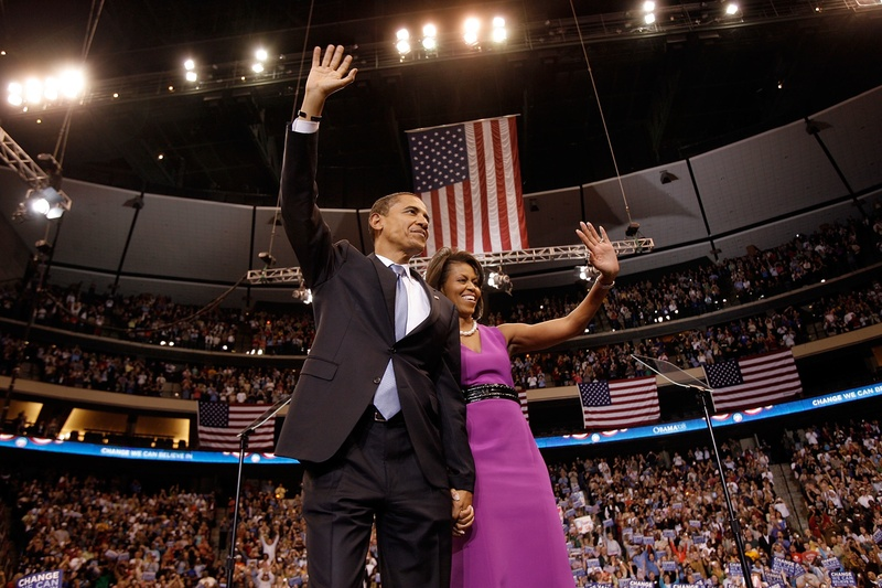 Obama Win Nomination