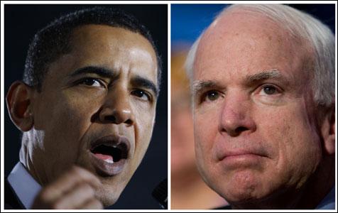 Obama McCain Debate