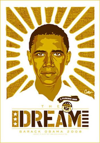 Barack Obama Lightworker