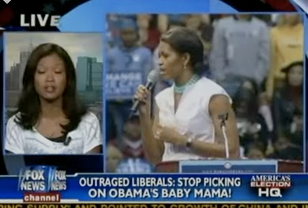 Obama's Baby Mama Screencap